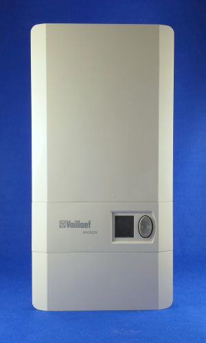 vaillant ved 21 4 ee lcd durchlauferhitzer vollelektronisch 21kw 400v ebay. Black Bedroom Furniture Sets. Home Design Ideas