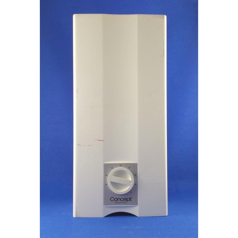 concept cde 21 vollelektronisch geregelter durchlauferhitzer 21kw 400v porsch heiztechnik. Black Bedroom Furniture Sets. Home Design Ideas