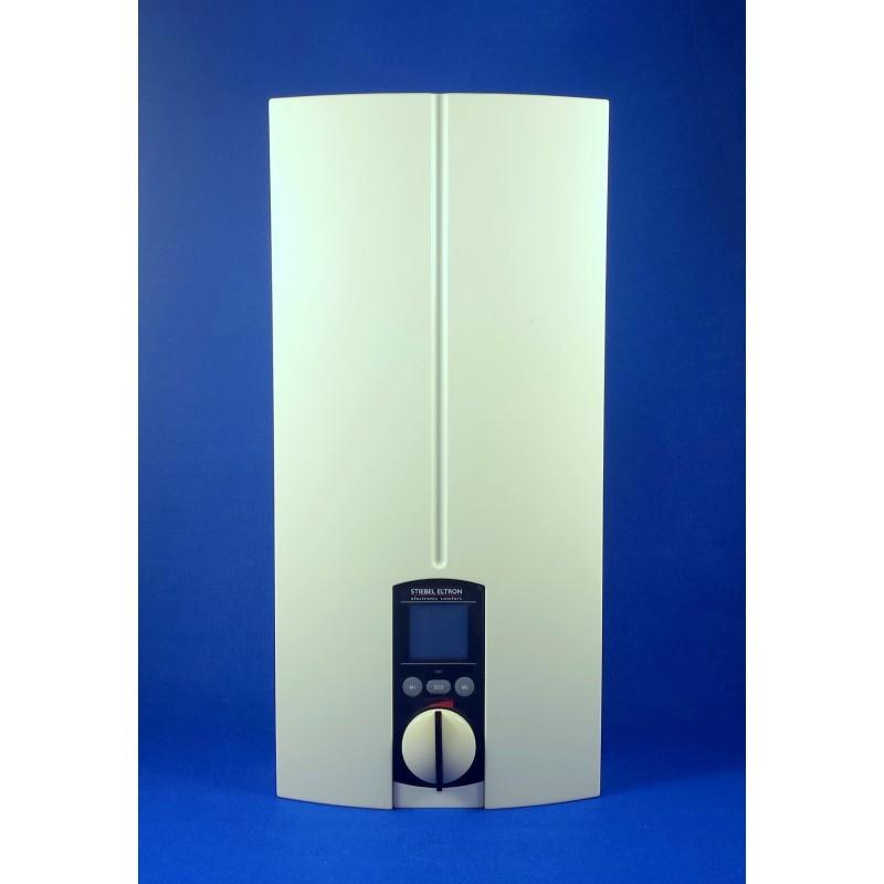 stiebel eltron dhe 24 lcd durchlauferhitzer vollelektronisch eco 24kw 400v porsch heiztechnik. Black Bedroom Furniture Sets. Home Design Ideas